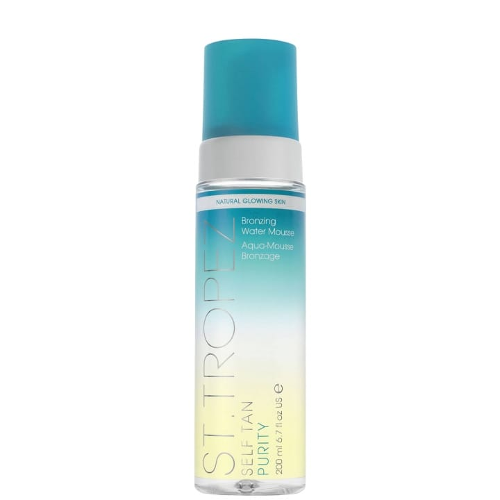 Self Tan Purity Aqua-Mousse Bronzage - St.Tropez - Incenza