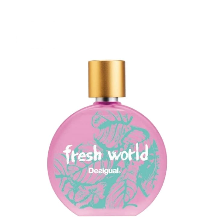 Fresh World Eau de Toilette - Desigual - Incenza