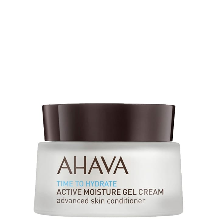 Time to Hydrate Crème Gel Hydratation Active - Ahava - Incenza