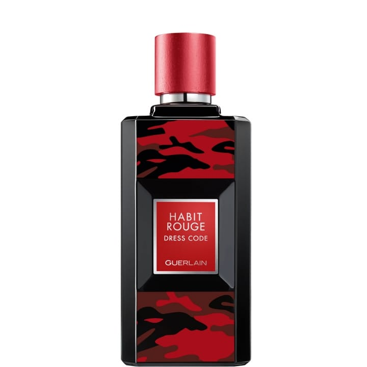 Habit Rouge Dress Code 2018 Eau de Parfum - GUERLAIN - Incenza