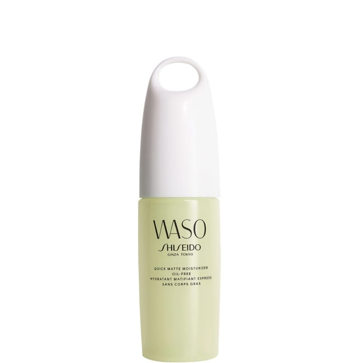 Waso Hydratant Matifiant Express Sans Corps Gras - SHISEIDO - Incenza
