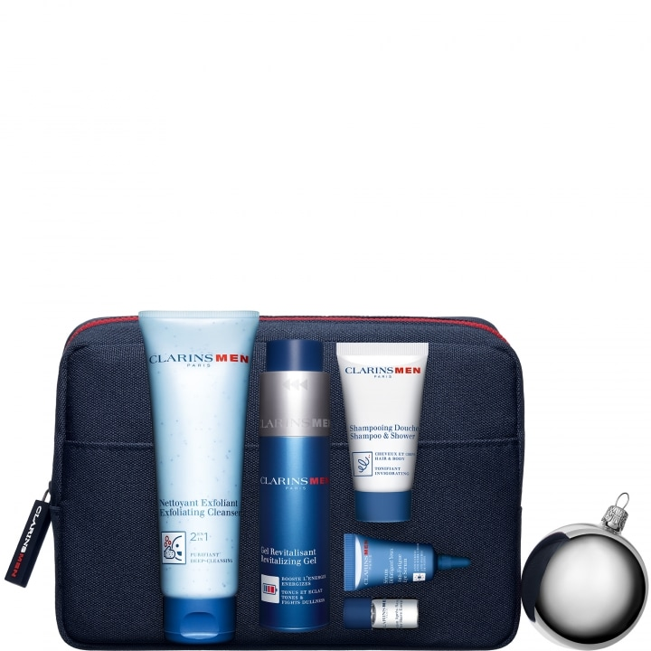 Experts Revitalisants Soins De Coffret Men Incenza Clarins Onw8Z0NkXP