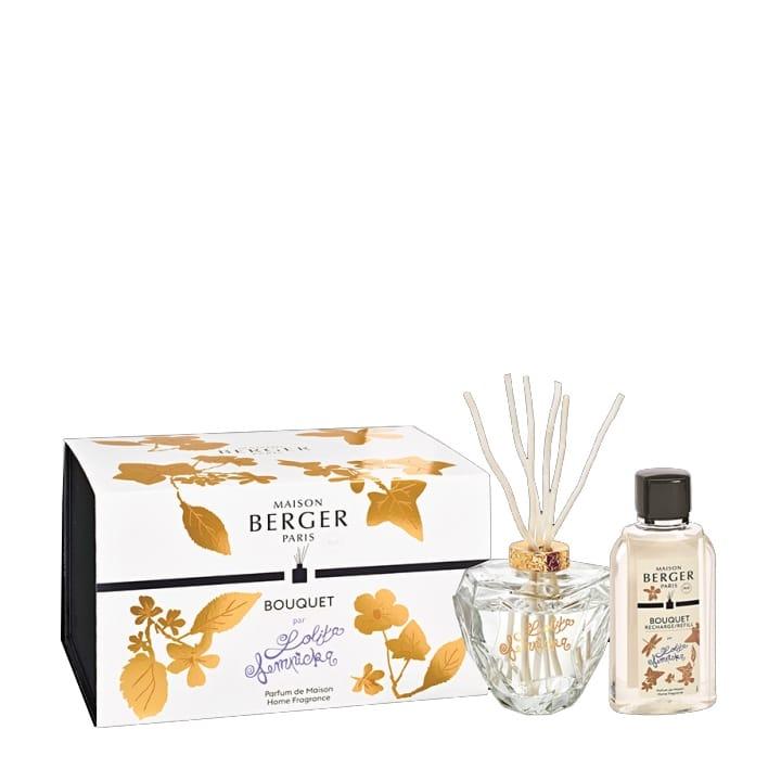 Lolita Lempicka Bouquet Parfumé Premium Transparent - Maison Berger Paris - Incenza