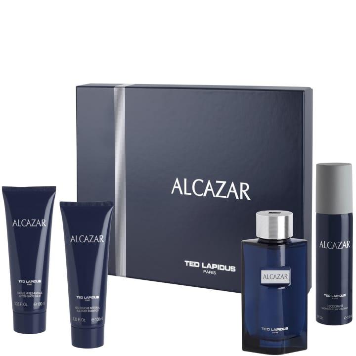 ALCAZAR COFFRET V100+B100+G200+D  - Ted Lapidus - Incenza
