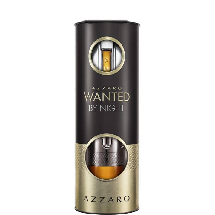 Wanted by Night Coffret Eau de Parfum - Azzaro - Incenza