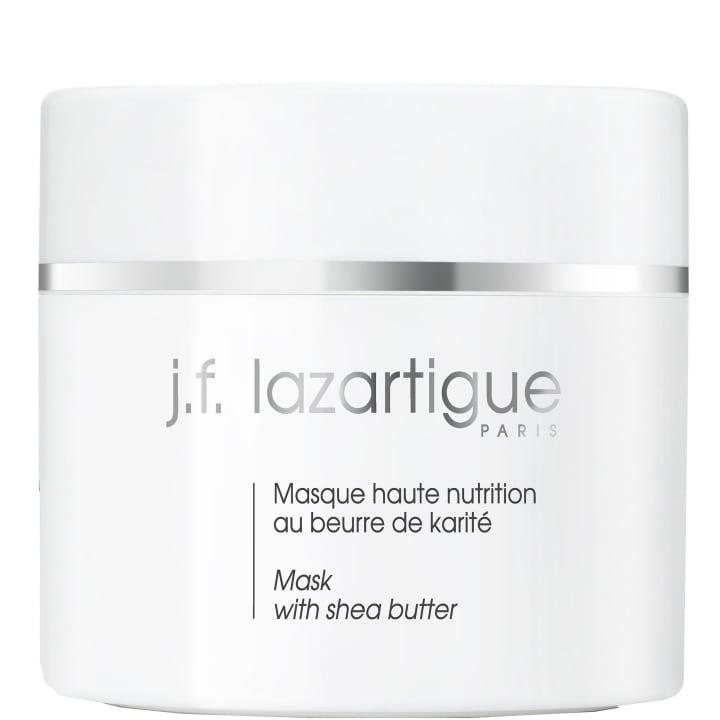 Masque haute nutrition au beurre de Karité Cheveux secs et épais - J.F. Lazartigue - Incenza