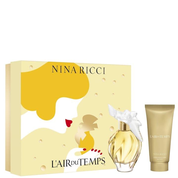 L'Air du Temps Coffret Eau de Toilette - Nina Ricci - Incenza