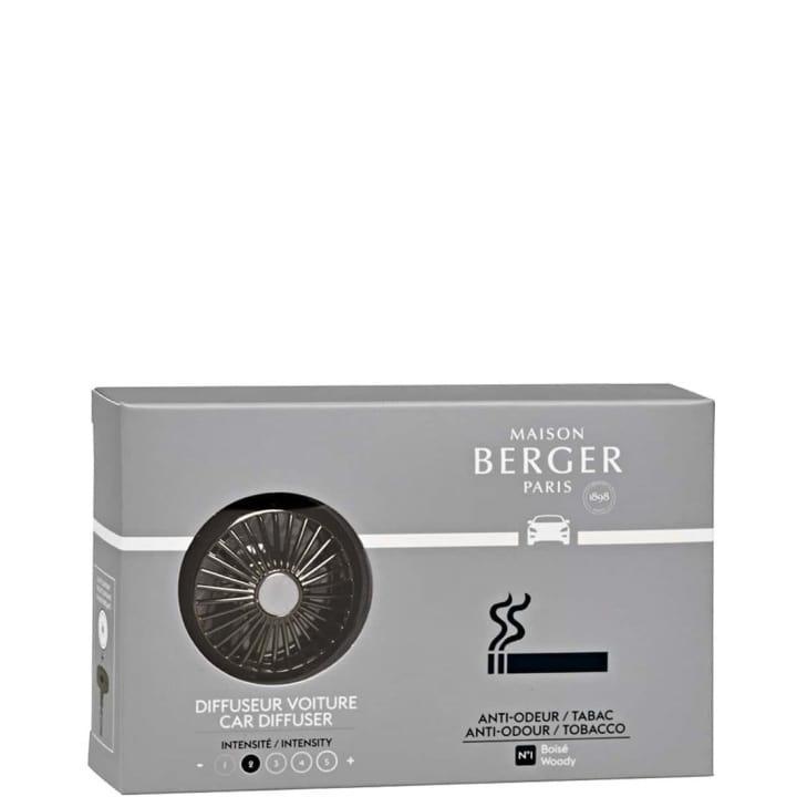 Anti-Odeur Tabac Diffuseur Voiture Boisé - Maison Berger Paris - Incenza