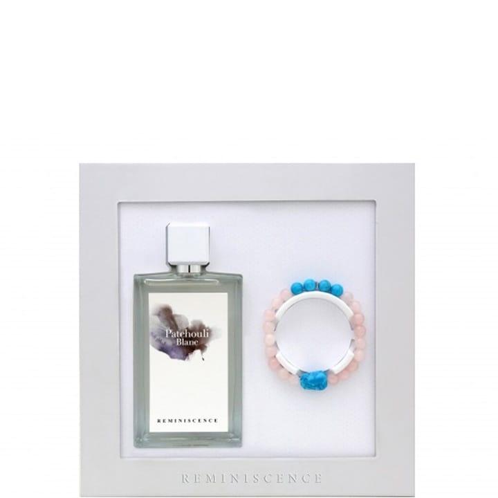 Patchouli Blanc Coffret Eau de Parfum - Réminiscence - Incenza