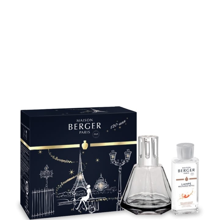 Gem Noire Coffret Lampe - Maison Berger Paris - Incenza