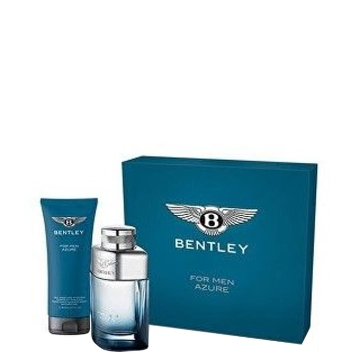 Bentley For Men Azure Coffret Eau de Toilette - Bentley - Incenza