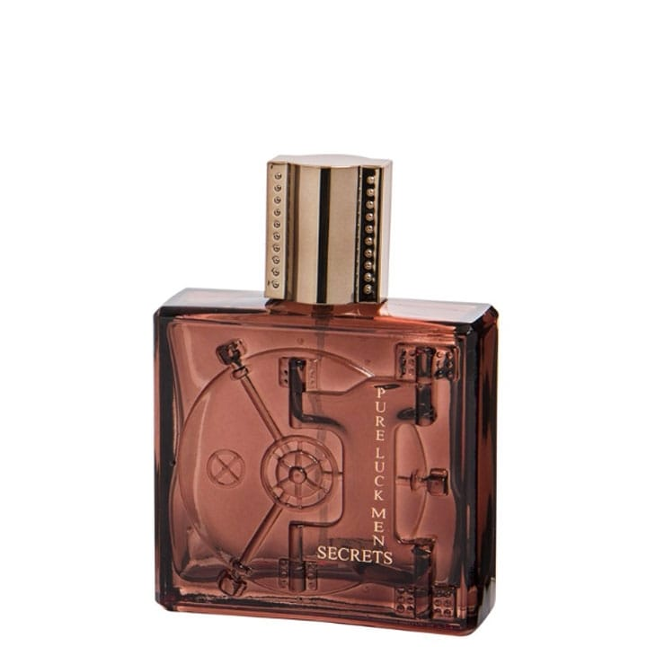 Pure Luck Men Secrets Eau de Toilette - UrbanLine - Incenza