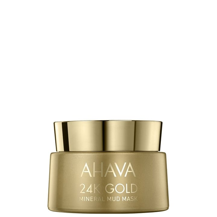 24 K Gold Masque Minéral à L'or - Ahava - Incenza