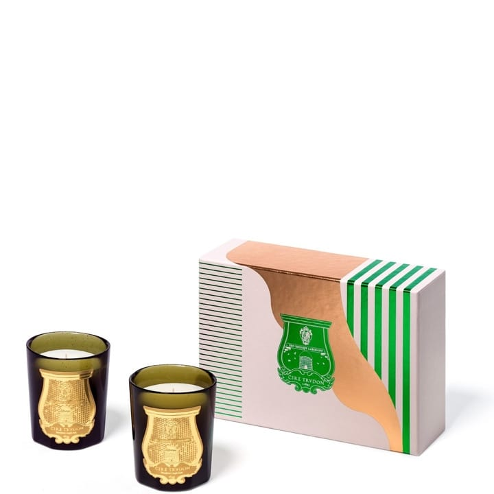 Duo Impérial Coffret Bougies - Cire Trudon - Incenza