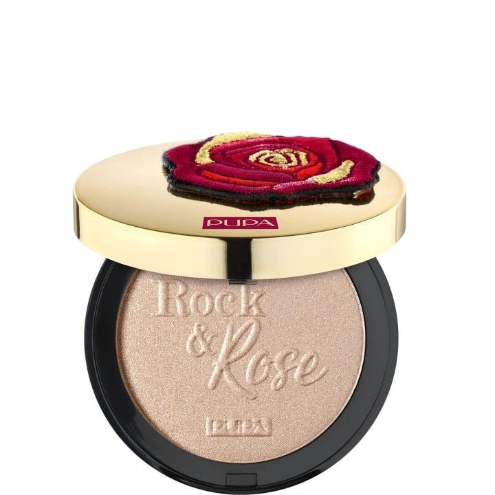 Rock&Rose Highlighter Illuminateur de Teint Infusion de Lumière - Pupa - Incenza