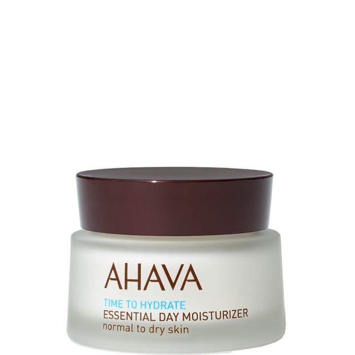 Time To Hydrate Soin Hydratant Essentiel de Jour - Ahava - Incenza