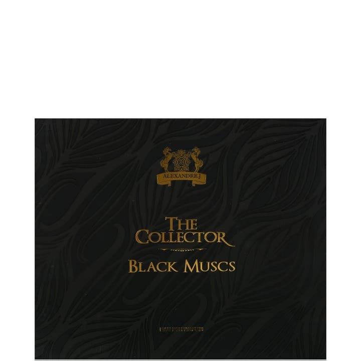 The Collector Mlack Muscs Coffret Eau de Parfum - ALEXANDRE J - Incenza