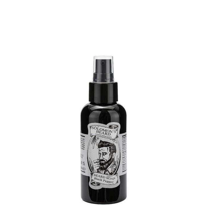Black Pepper Shampooing Pour la Barbe - Solomon's Beard - Incenza