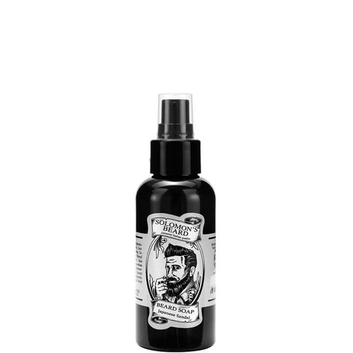 Japanese Sandal Shampooing Pour La Barbe - Solomon's Beard - Incenza