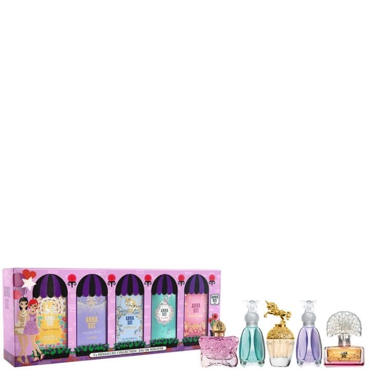Set de 5 Miniatures Anna Sui - Anna Sui - Incenza