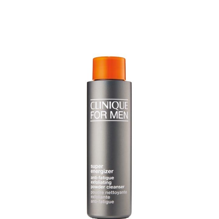 Clinique For Men™ Super Energizer Poudre Nettoyante + Exfoliante Anti-Fatigue - CLINIQUE - Incenza