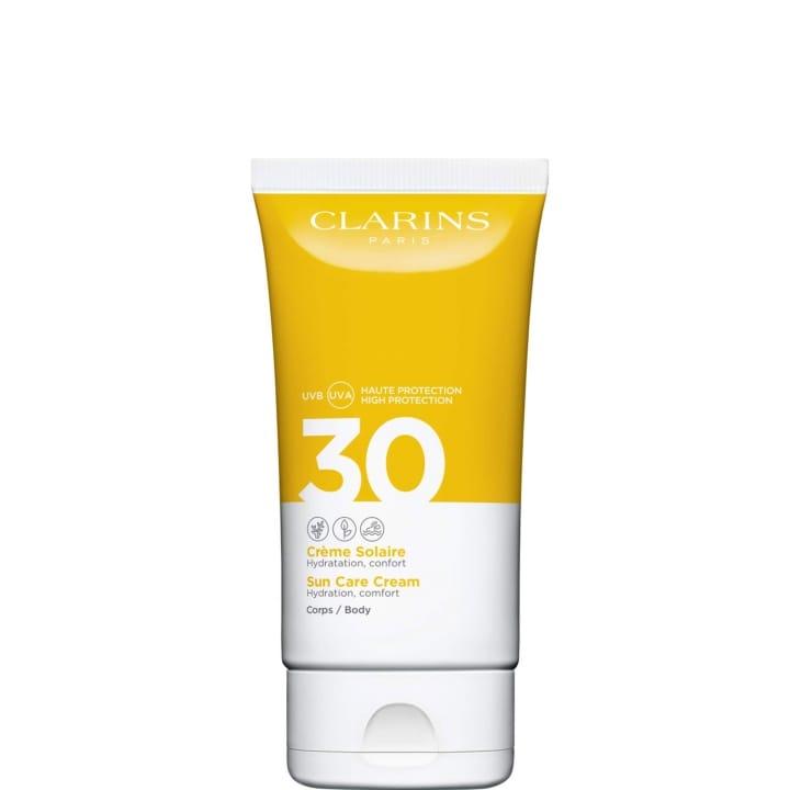 Crème Solaire Corps UVA/UVB SPF30 Enrichie en Anti-Oxydants - CLARINS - Incenza