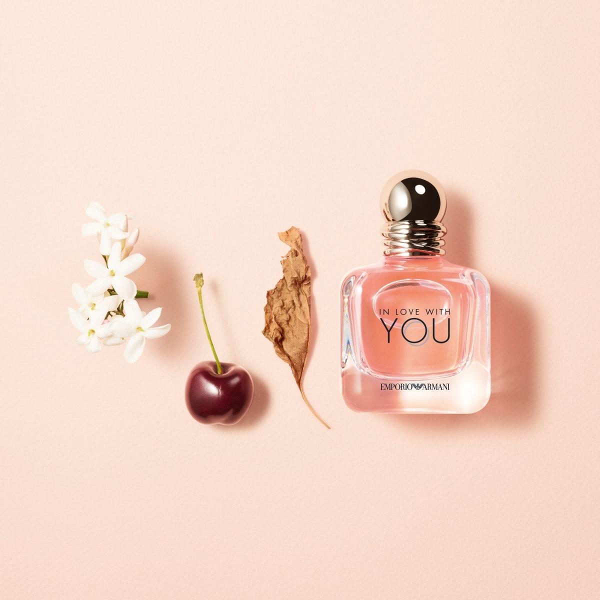 Emporio Parfum With In Love Eau De Armani You DH9IE2
