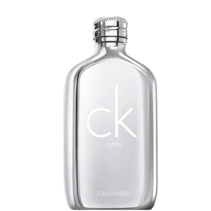CK One Platinium Edition Eau de Toilette - Calvin Klein - Incenza