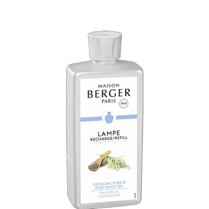 Parfum de Maison Thé Blanc Pureté - Maison Berger Paris - Incenza