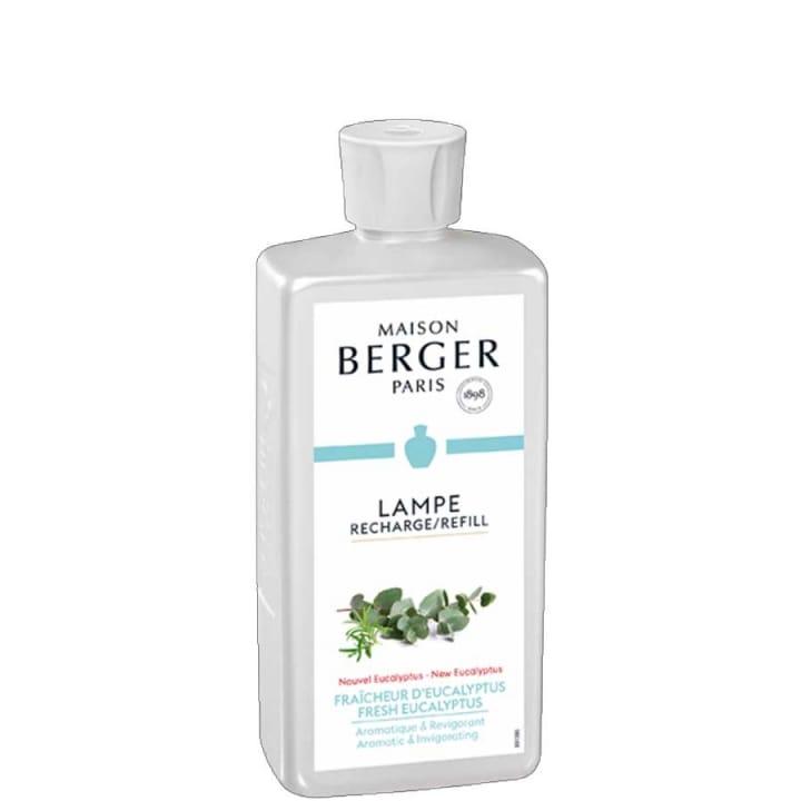 Parfum de Maison Fraicheur D'Eucalyptus - Maison Berger Paris - Incenza