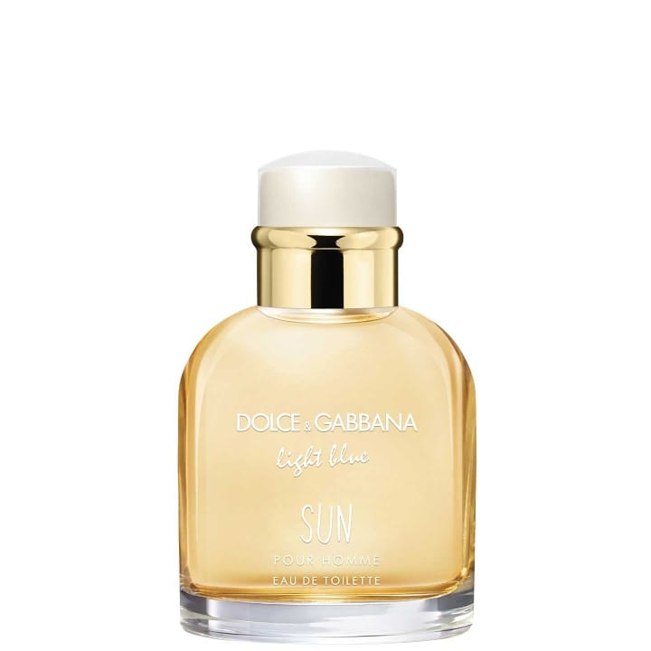 Light Blue Sun Eau de Toilette - Dolce&Gabbana - Incenza