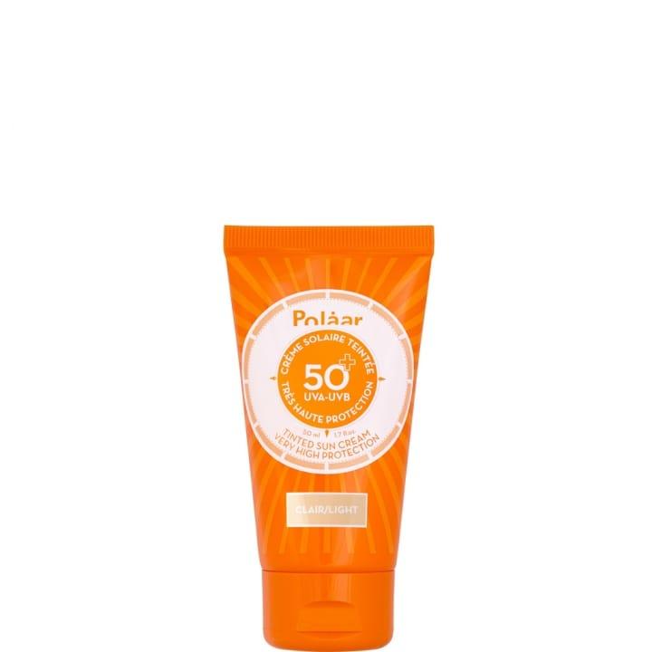 PolaarSun Crème Solaire Teintée Très Haute Protection SPF50+ UVA UVB - Polaar - Incenza