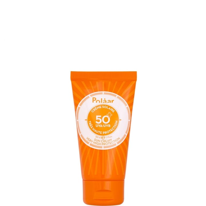 PolaarSun Crème Solaire Très Haute Protection SPF50+ UVA UVB - Polaar - Incenza