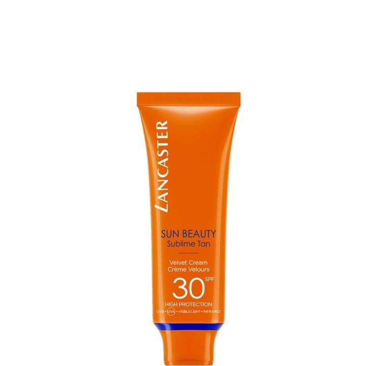 Sun Beauty Crème Velours Bronzage Lumineux SPF 30 - Lancaster - Incenza