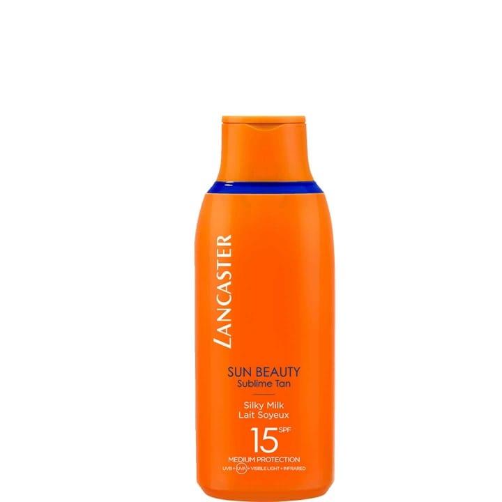 Sun Beauty Lait Soyeux SPF 15 - Lancaster - Incenza