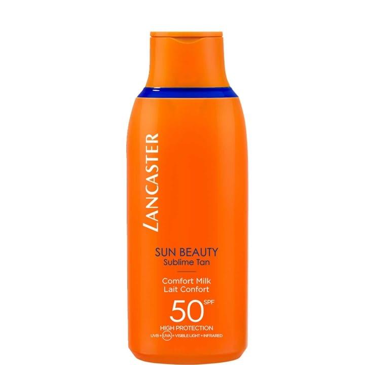 Sun Beauty Lait Confort SPF 50 - Lancaster - Incenza