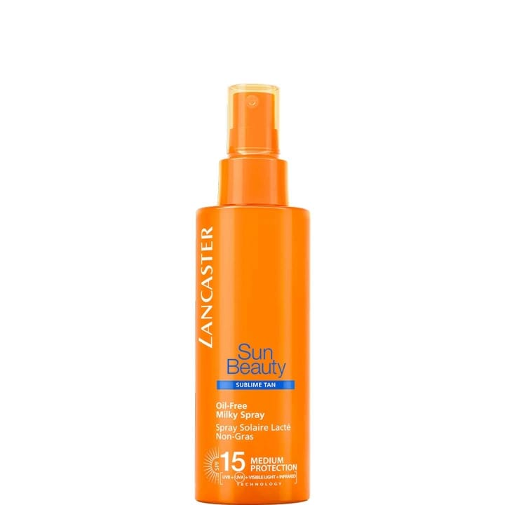 Sun Beauty Spray Lacté SPF15 - Lancaster - Incenza