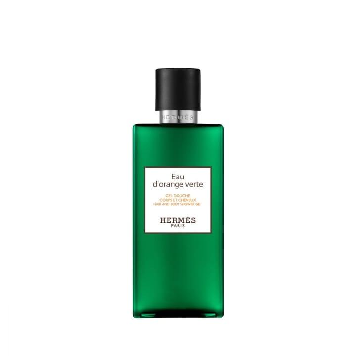 Eau d'Orange Verte Gel Douche Corps & Cheveux - HERMÈS - Incenza