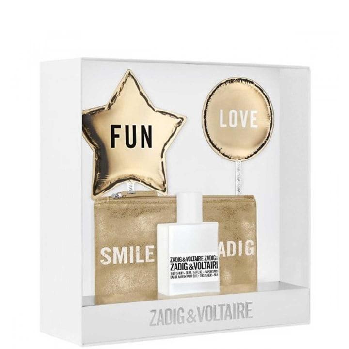 This Is Her! Coffret Eau de Parfum - Zadig & Voltaire - Incenza