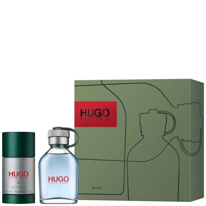Hugo Man Coffret Eau de Toilette - Hugo Boss - Incenza