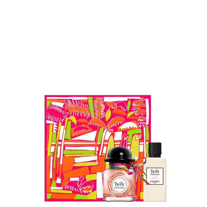 TWILLY COFFRET EDP50+LAIT40  - HERMÈS - Incenza