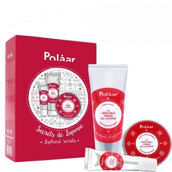 La Véritable Crème de Laponie Coffret Soin Les Secrets de Laponie - Polaar - Incenza