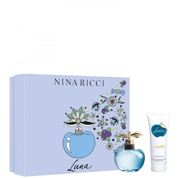 Luna Coffret Eau de Toilette - Nina Ricci - Incenza