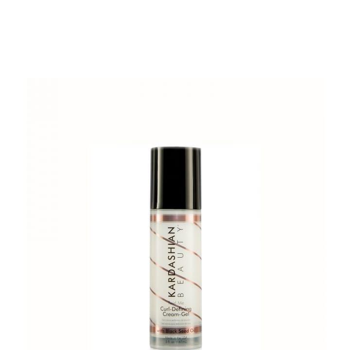 Kardashian Beauty Twirl Me Curl Lotion Gel-Crème Perfecteur de Boucles à l'Huile de Cumin Noir - Kardashian Beauty - Incenza