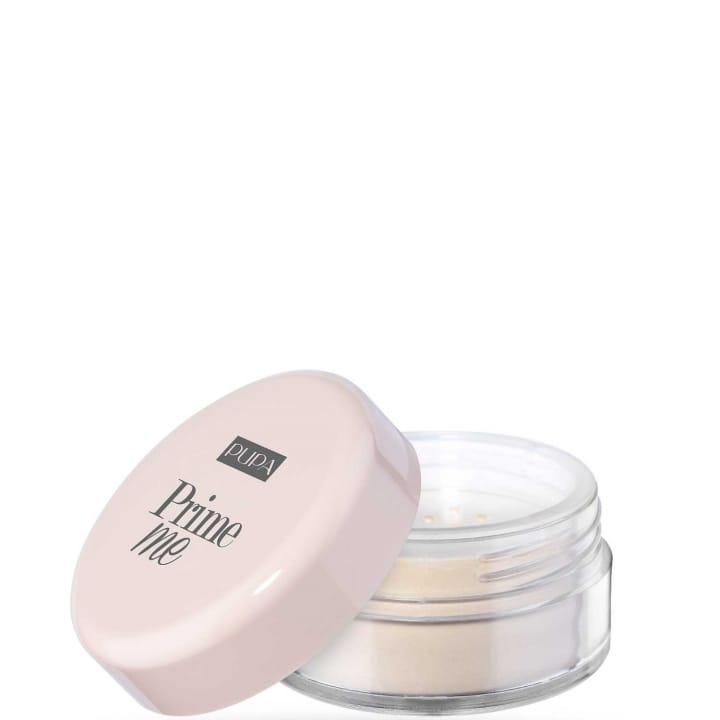 Setting Powder Poudre transparente Fixatrice et Matifiante - Pupa - Incenza