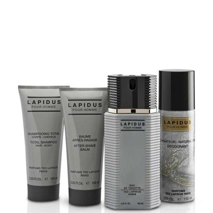 Lapidus Pour Homme Coffret Eau de Toilette - Ted Lapidus - Incenza