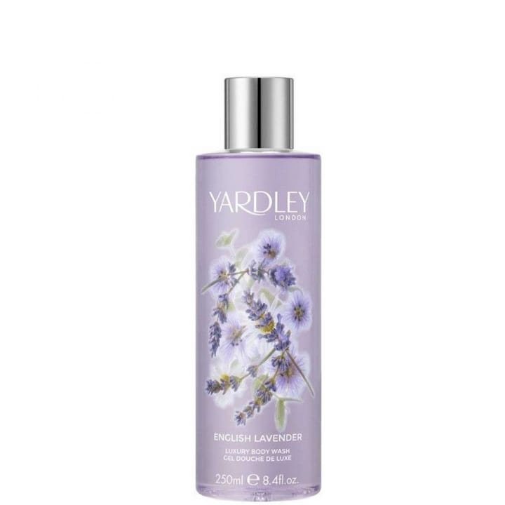 English Lavender Gel Douche de Luxe - Yardley - Incenza