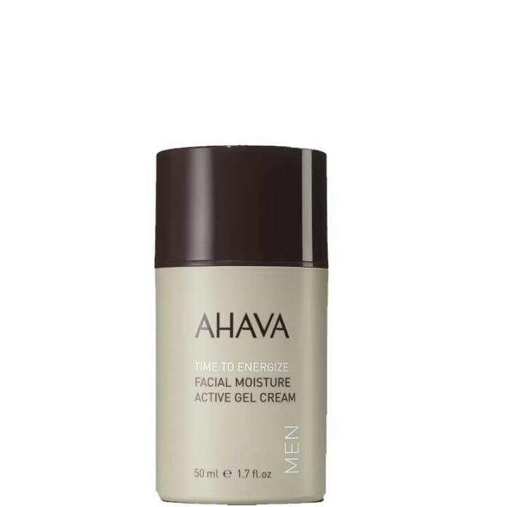 Time to Energize Crème Gel Hydratation Active - Ahava - Incenza