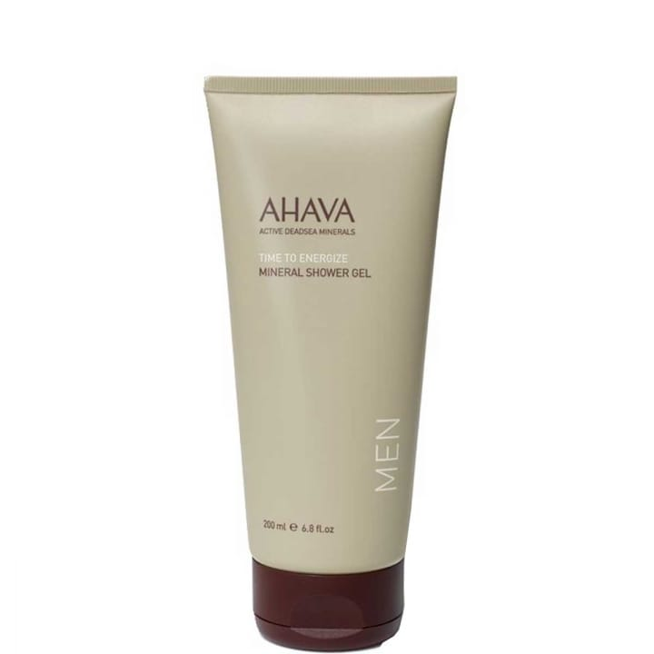 Time to Energize Gel Douche Minéral - Ahava - Incenza