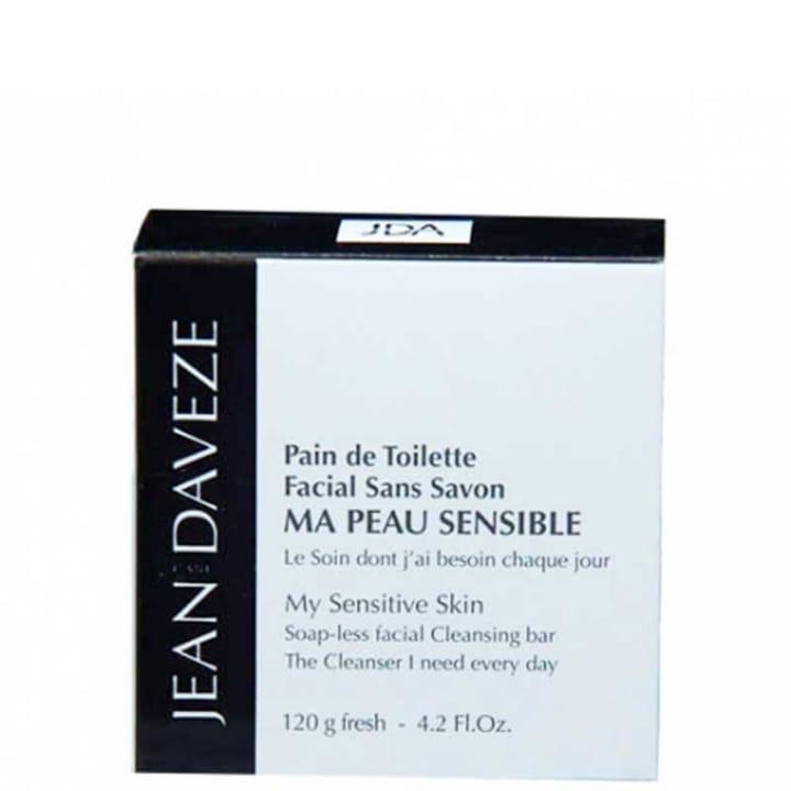 Ma Peau Sensible Pain de Toilette Facial Sans Savon - Jean d'Avèze - Incenza